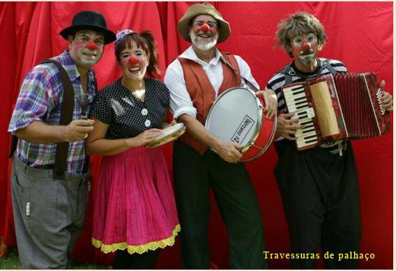 Departamento de Educação da Ilha anuncia espetáculo teatral on line Travessuras de Palhaço