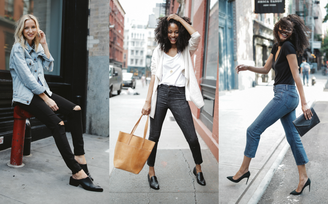 FashionABLE ethical denim collection
