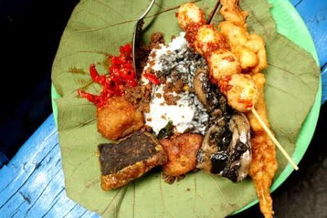 Sejarah Kemunculan Sega (Nasi) Jamblang