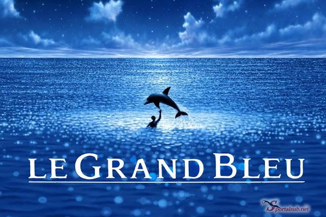 Película Azul profundo Luc Besson