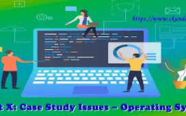 Unit X: Case Study Issues – Operating System