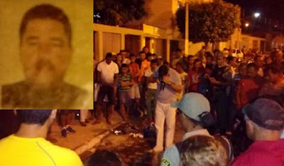 SALGUEIRO-PE: Mecânico é morto a tiros durante cobrança de R$ 50 reais
