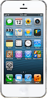 iphone 5s png transparent image - newstrends