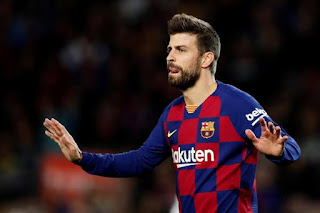 Barca coach has reportedly inform Pique that he still untouchable in their conversation