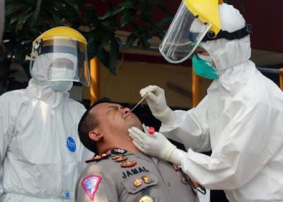 Isi Raperda Penanggulangan Covid19 Jakarta, Warga Menolak Tes Corona Di Denda 5 Juta