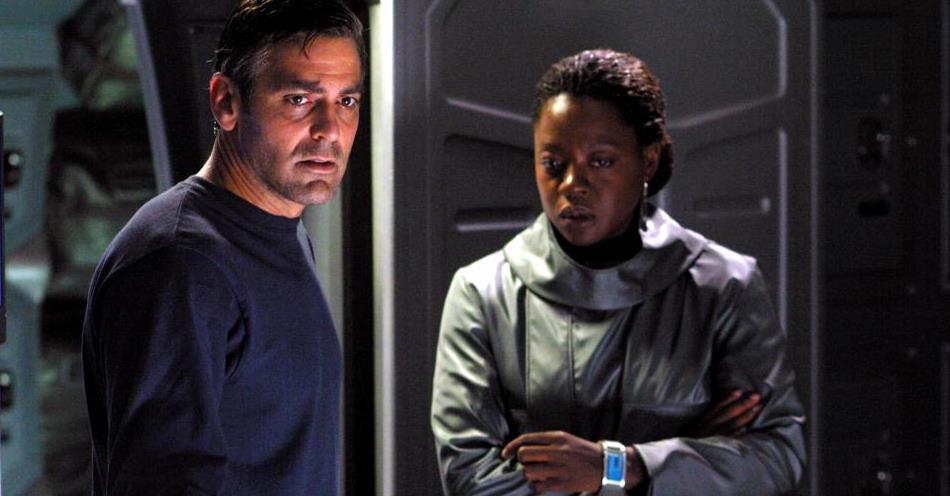 George Clooney e Viola Davis na adaptação de 2002