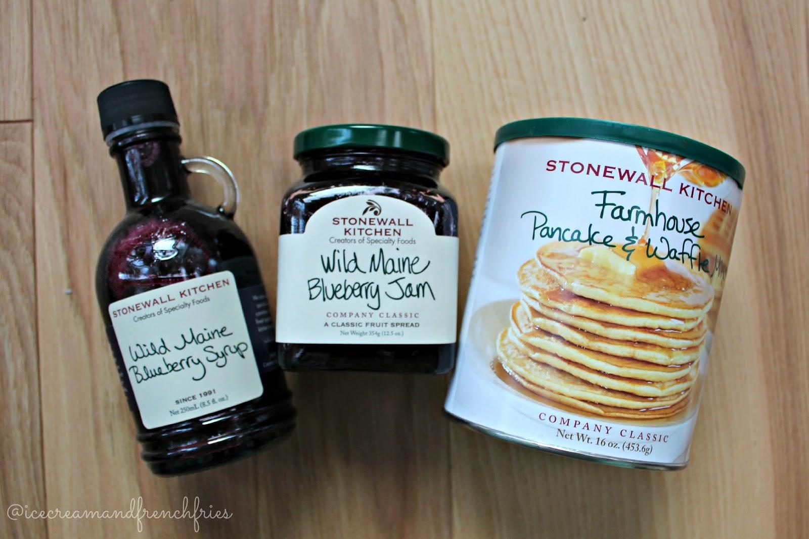 Happy Healthy Home Breakfast Essentials  Stonewall