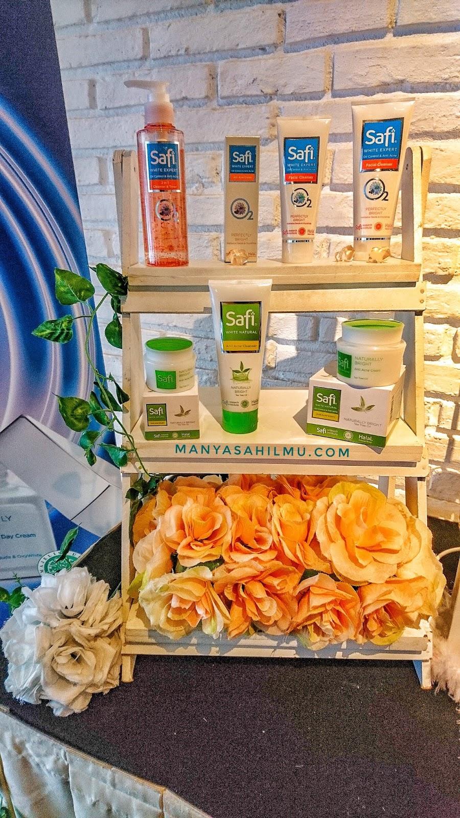 Launching Safi Oil Control Anti Acne Series Plus Review Di Safi Blogger Gathering Manyasah Ilmu