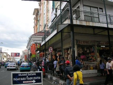 Pasar Baru - Paket Wisata Bandung