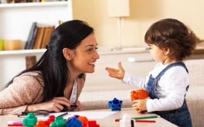 mendidik anak balita aktif