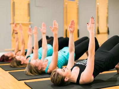 Más motivos para seguir amando el Pilates