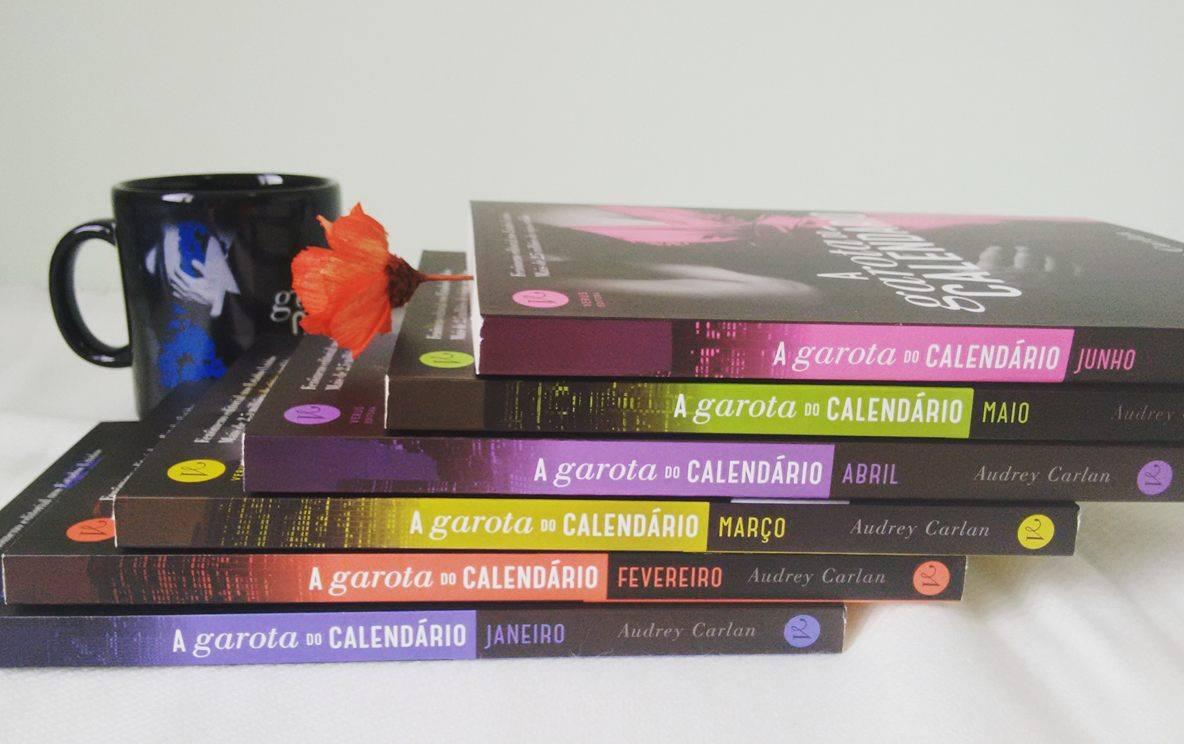 A Garota Do Calendário Março E Abril Resenha Literária O Que