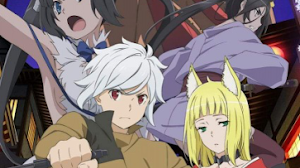 Danmachi 2° Temporada Episodio 2 [Online] [Mega]