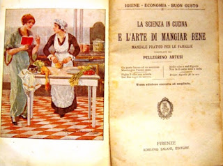 Pellegrino Artusi cookbook