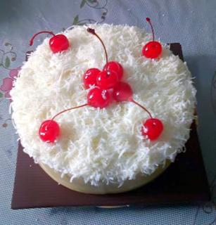 Gambar Resep Cake Roti Tawar Kukus