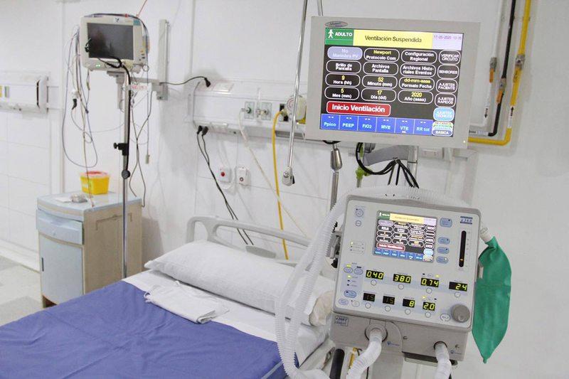 Con nueve pacientes con Covid-19 debutó el nuevo Hospital Metropolitano