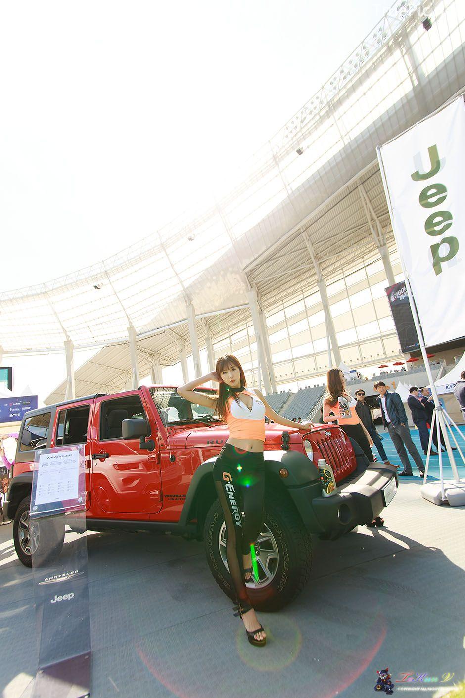 Image-Korean-Racing-Model-Lee-Yoo-Eun-Incheon-KoreaTuning-Festival-Show-TruePic.net- Picture-6