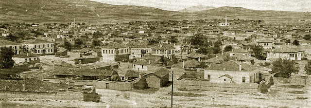 Kavadarci city at the beginning of XX century