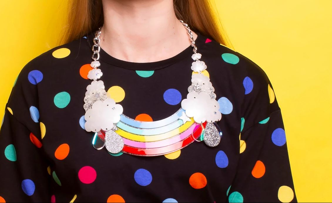 Tatty Devine: The Birthday Collection