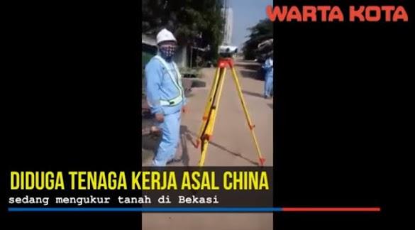 Heboh Video TKA Cina Ukur Tanah di Bekasi, Ini Kata Adhi Karya