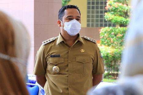 Hari Pertama Puasa, Kota Tangerang Vaksinasi 2.500 Guru