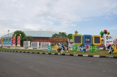 jakabaring sport centre