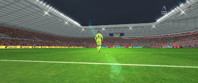 PES 2017 Stadium of Light (Sunderland) FIFA 16