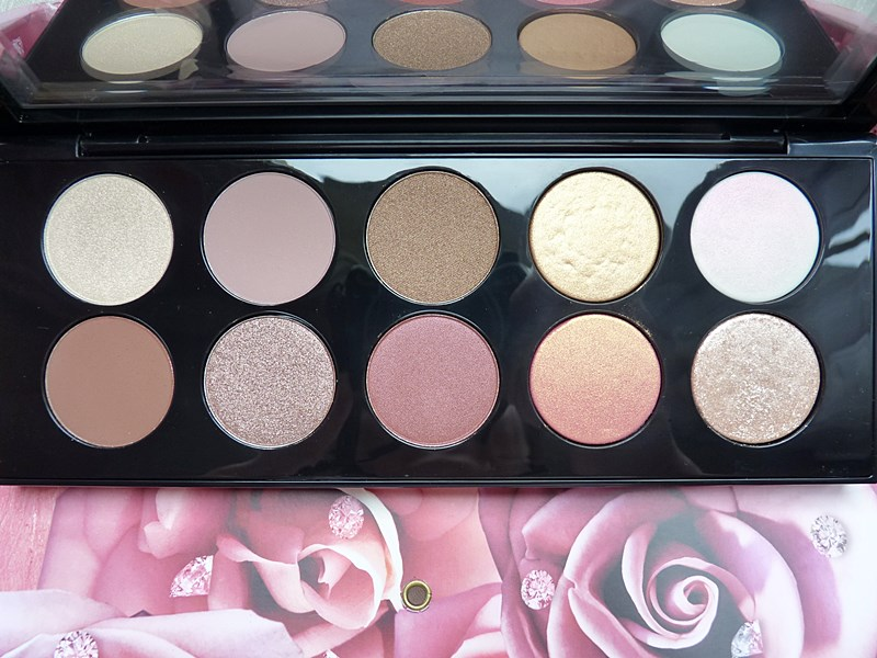 Pat McGrath Mothership VII Divine Rose eyeshadows palette