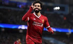 محمد صلاح يحرز هدفين و يصنع هدفين في مباراة ليفربول ضد روما