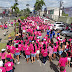 8ª Caminhada em prevenção ao câncer de mama é realizada em Santo Antônio de Jesus; Confira as fotos