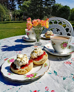 Bank Holiday Cream Tea