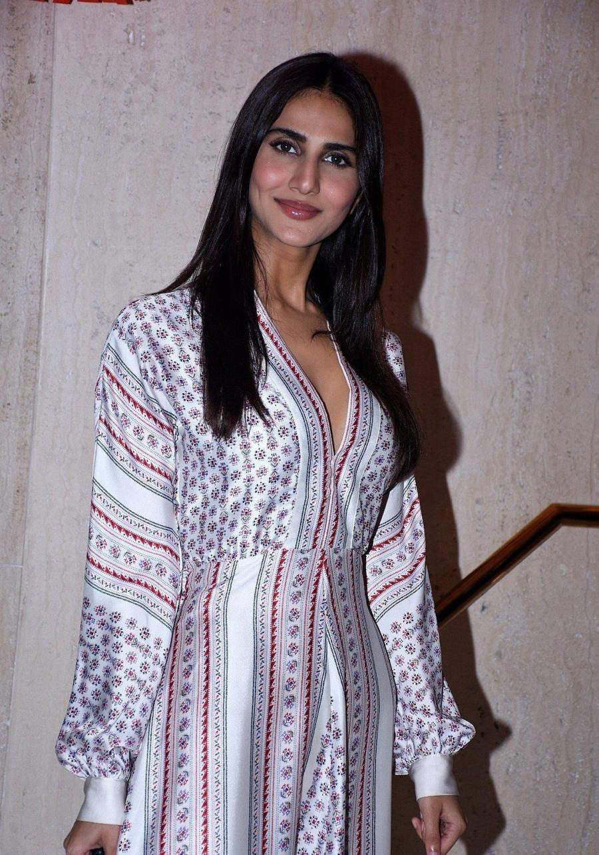 Bollywood Actress Vaani Kapoor At Manish Malhotra's Diwali Party