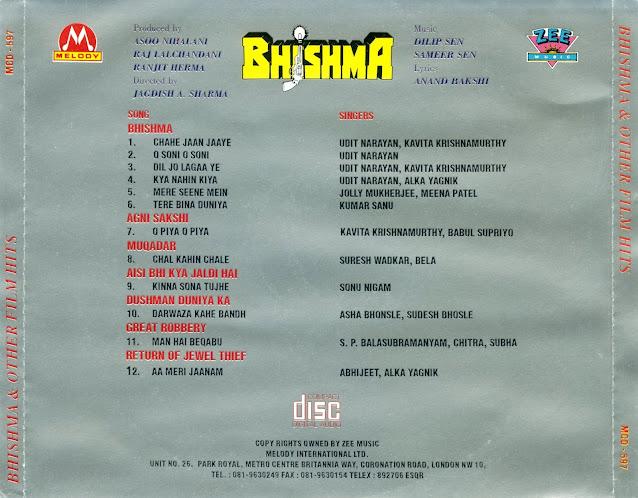 Download Bhishma [1996-MP3-VBR-320Kbps] Review