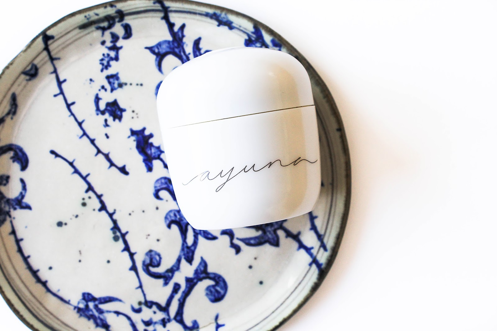 Ayuna Less Is Beauty Balm Volcanic Revitalizing Mask. Beauty Heroes.