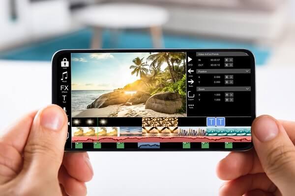أفضل 7 تطبيقات للاندرويد لإضافة تأثيرات خاصة إلى مقاطع الفيديو