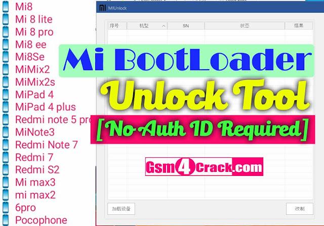 Best Mi Bootloader Unlock Tool 2019