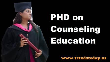 phd on counseling