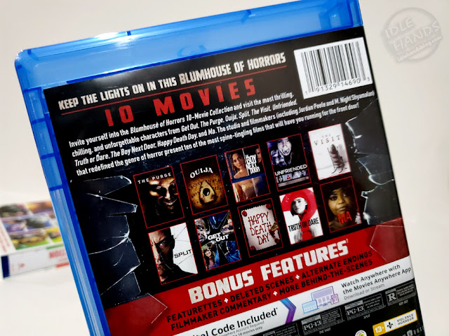 Universal 2020 10-Movie Collections Blumhouse