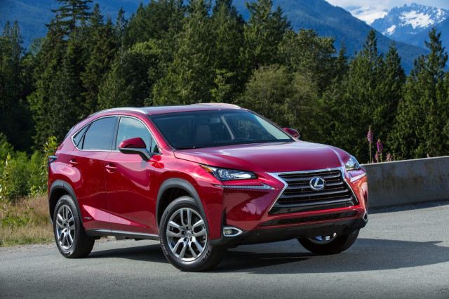 2021 Lexus NX Review