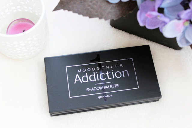 Younique Moodstruck Addiction Eye Palette | Tea And Beauty