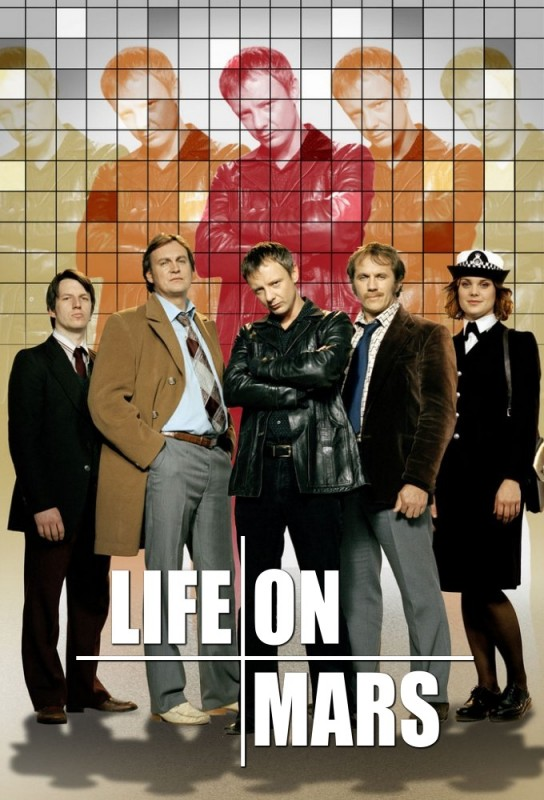 Life on Mars Temporada 1 y 2 Ingles