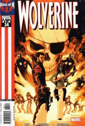 House of M: Wolverine #34 PDF