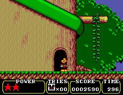 Jogue Land of Illusion Master System online grátis