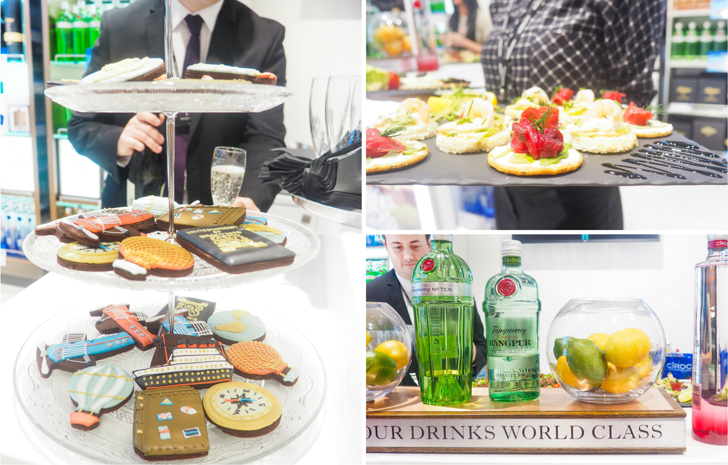 What To Buy at World Duty Free Jet Set Tour Event