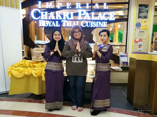 Buffet Ramadhan 2017 : Selera Thai Di The Imperial Chakri Palace