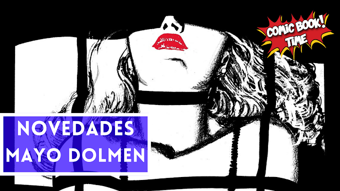 Dolmen Editorial, novedades para junio 2021