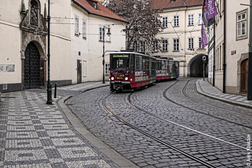 Пражский транспорт