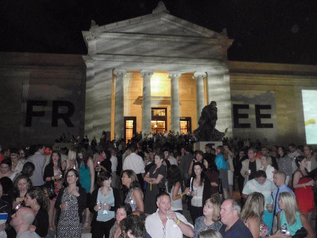 Cleveland Art Museum Solstice Party