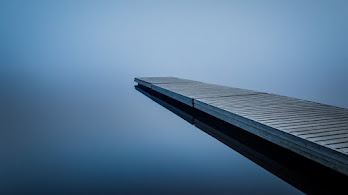 Scenery, Nature, Lake, Dock, 4K, #6.2654
