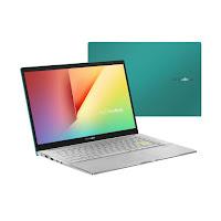 ASUS VivoBook S14 S433 Gaia Green